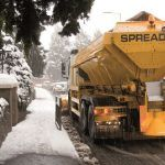 Managing the 'Beast from the East': Solving the logistical challenge of winter maintenance