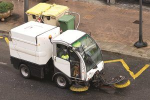 Street Cleaner Integrated Skills