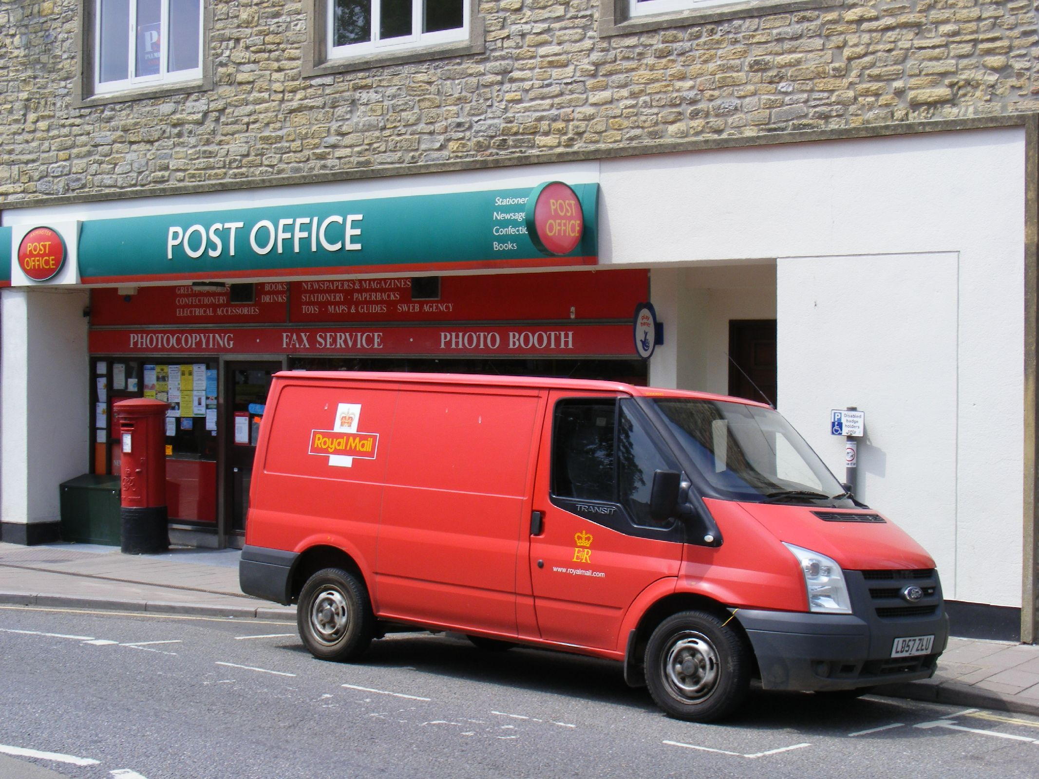 Postage Integrated Skills