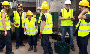 Waste Composition Team Integrated Skills